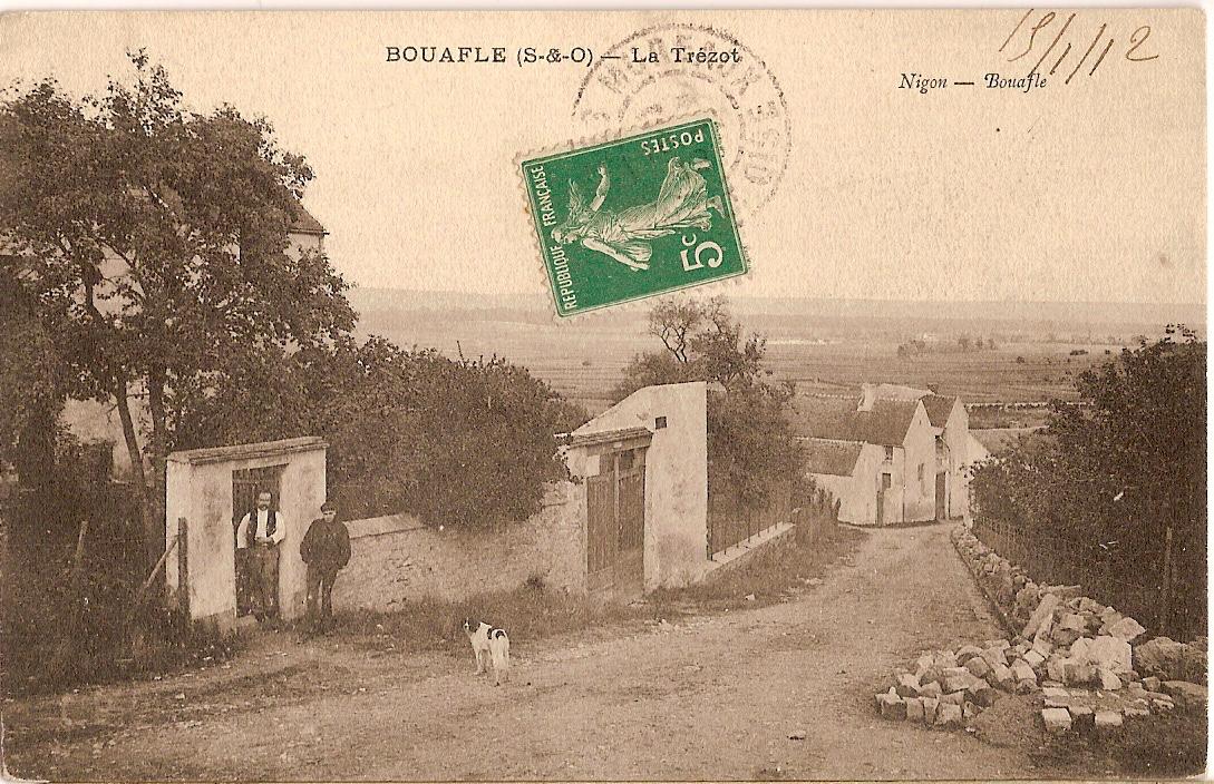 Bouafle-rue-Trzot-actuellement-rue-Saulnier