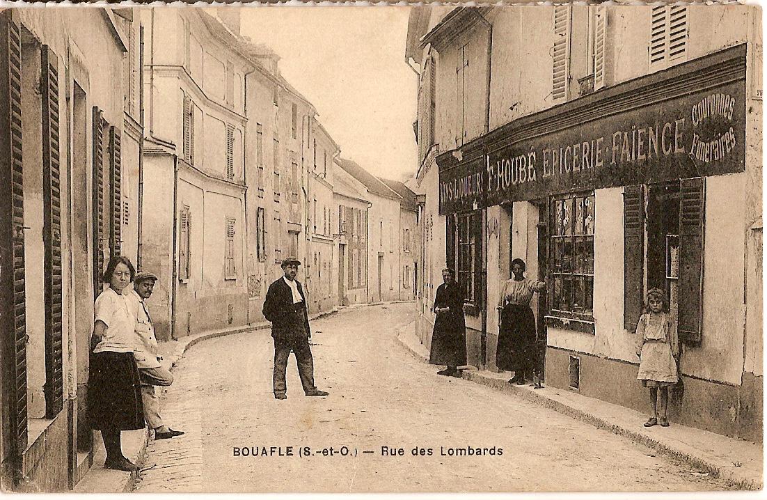 Bouafle-rue-des-Lombards-et-tablissement-Houb