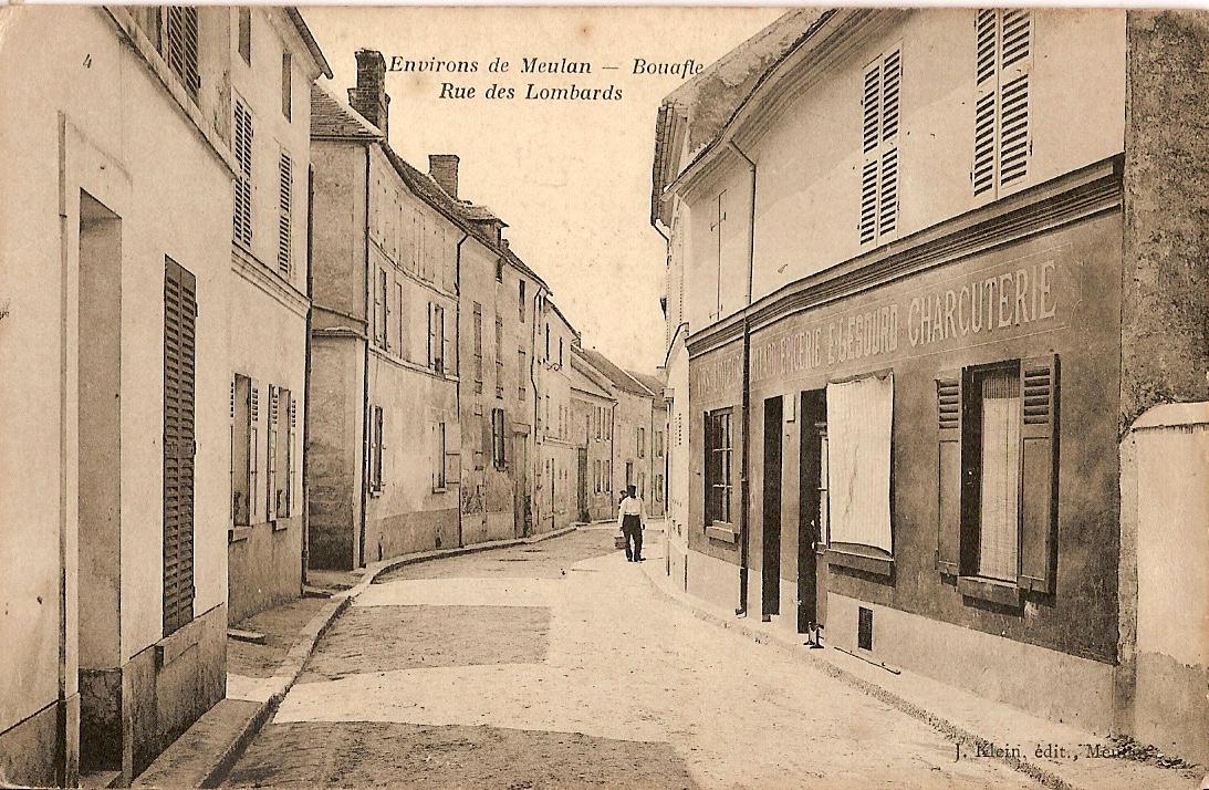 Bouafle-rue-des-Lombards-et-tablissement-Lessourd