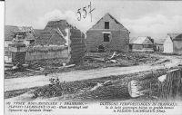 Dives-hameau-de-Plessis-Cacheleux-rue-de-la-Garenne-vue-depuis-la-place-aprs-1917