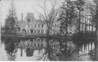 Dives-le-chteau-aprs-1917-carte-Allemande