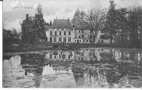 Dives-le-chteau-avant-quil-soit-incendi-en-1917-par-les-Allemands-carte-Allemande