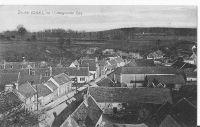 Dives-vue-gnrale-prise-depuis-le-clocher.-Carte-allemande-prise-avant-la-destruction-de-1917